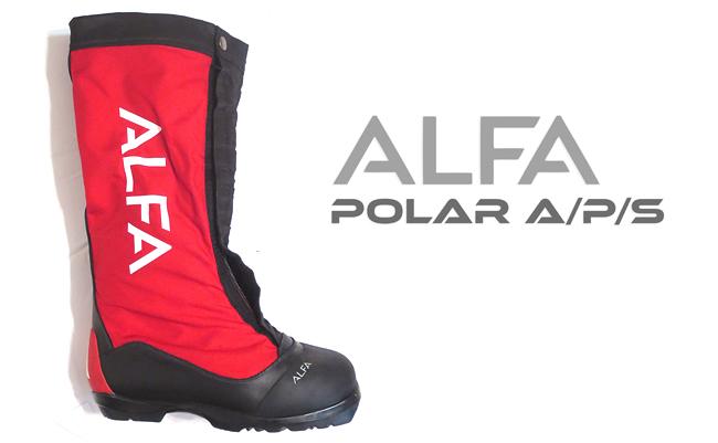 Alfa Polar A P S Expedition Boot Review Telemark Talk