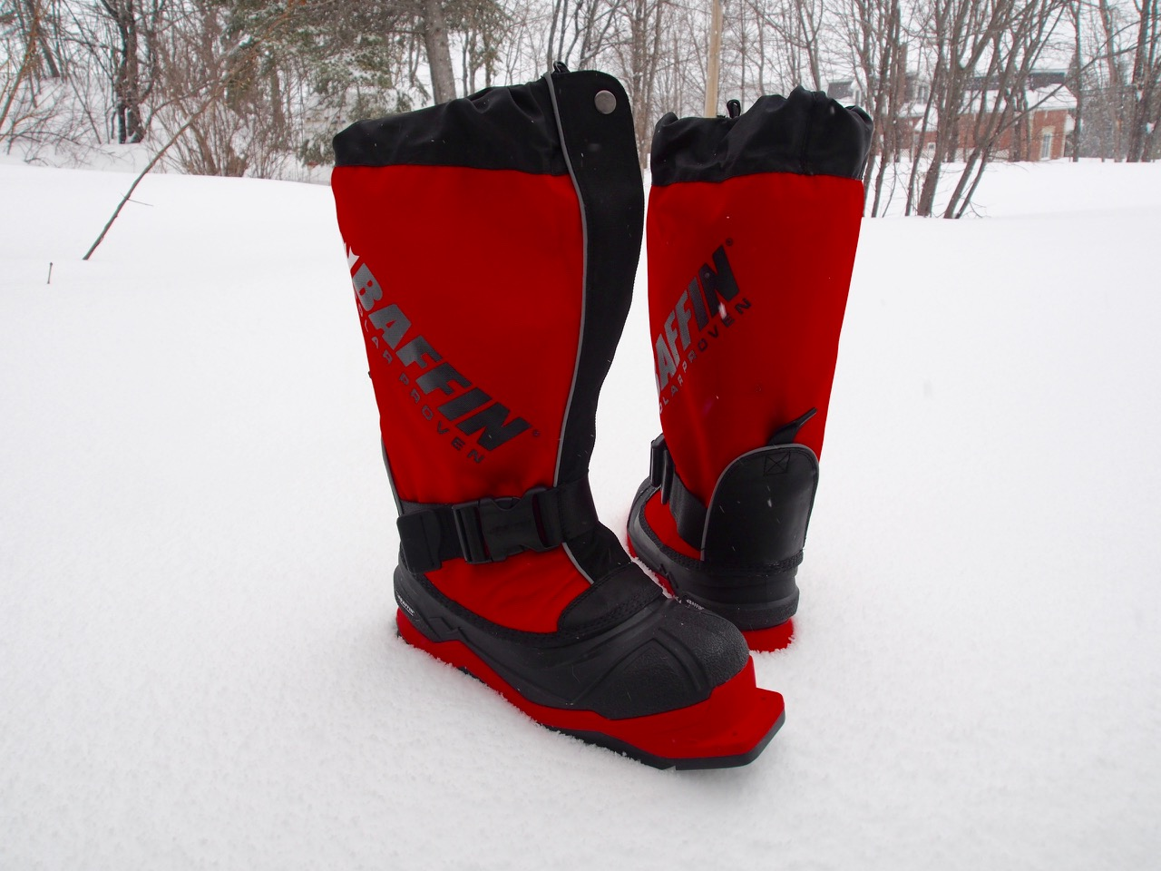 Baffin Guide Pro Boot Review Telemark Talk Telemark