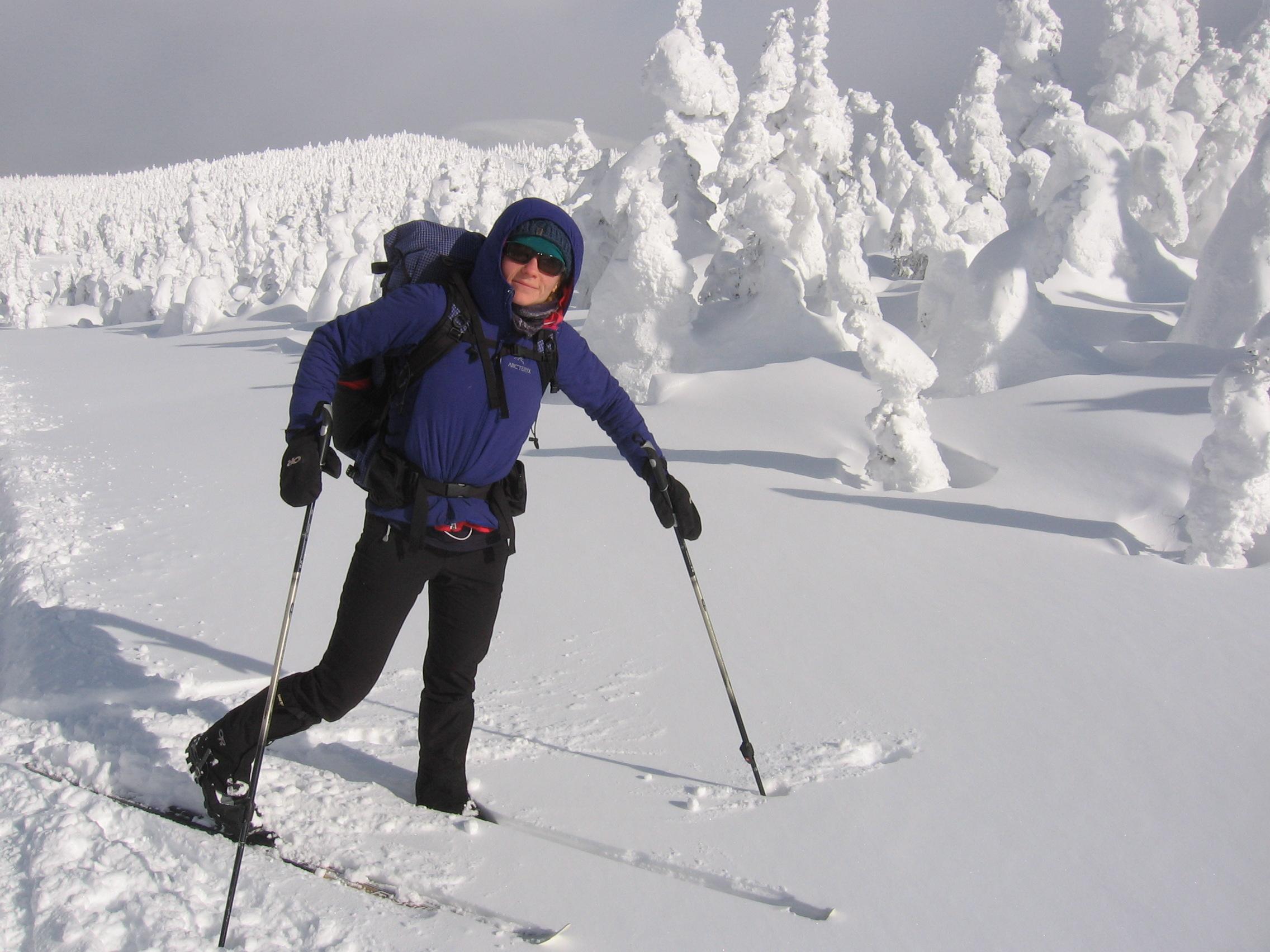 Alpina Alaska Boots Page Telemark Talk Telemark Tips - Alpina alaska