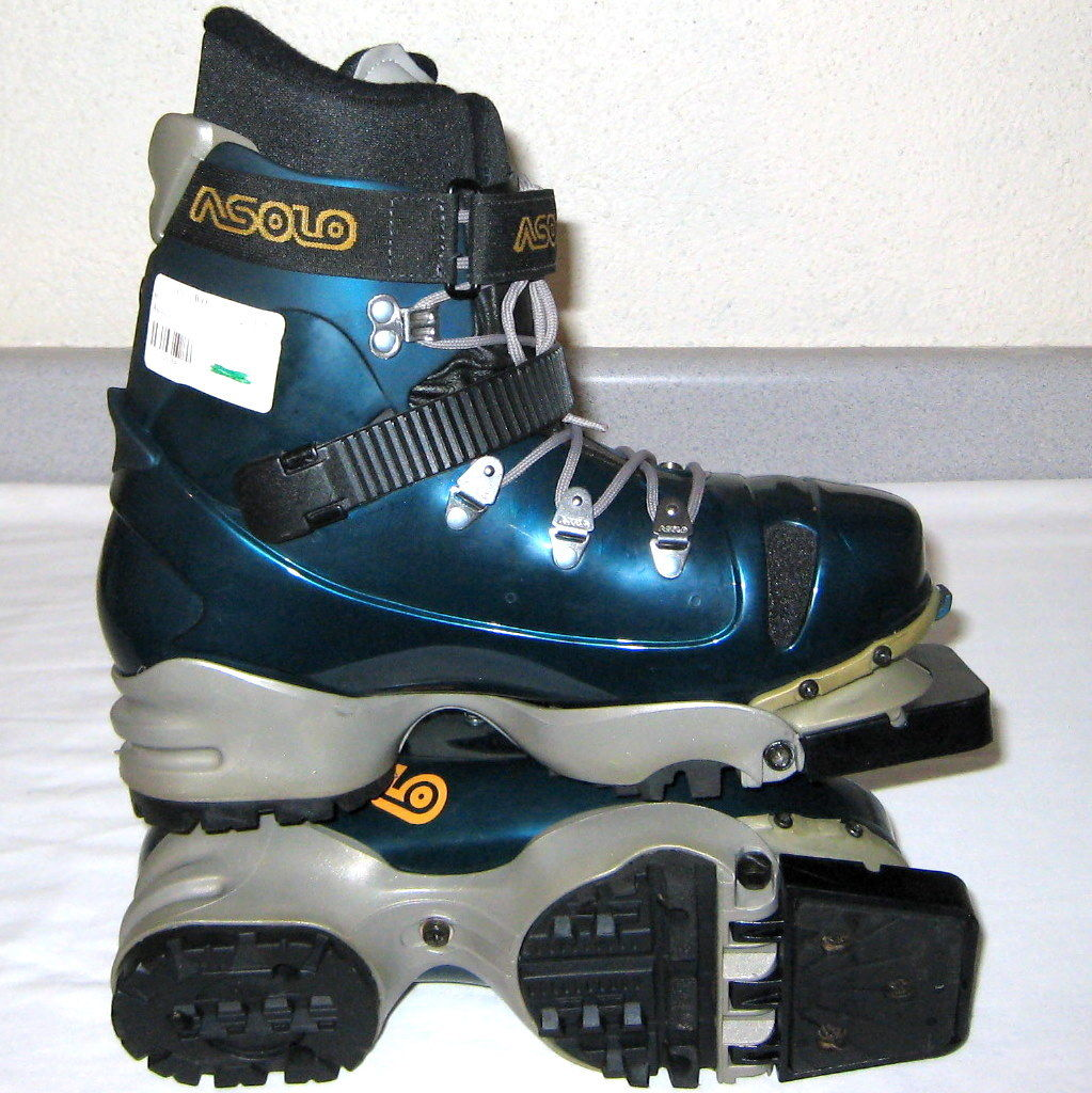 Asolo Telebreeze: Did Anybody Ski A Pair? Review