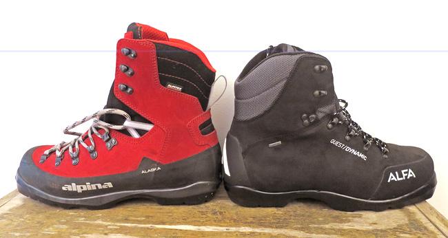 Alfa Quest Dynamic Kikut Perform Gtx Nnn Bc Ski Boot