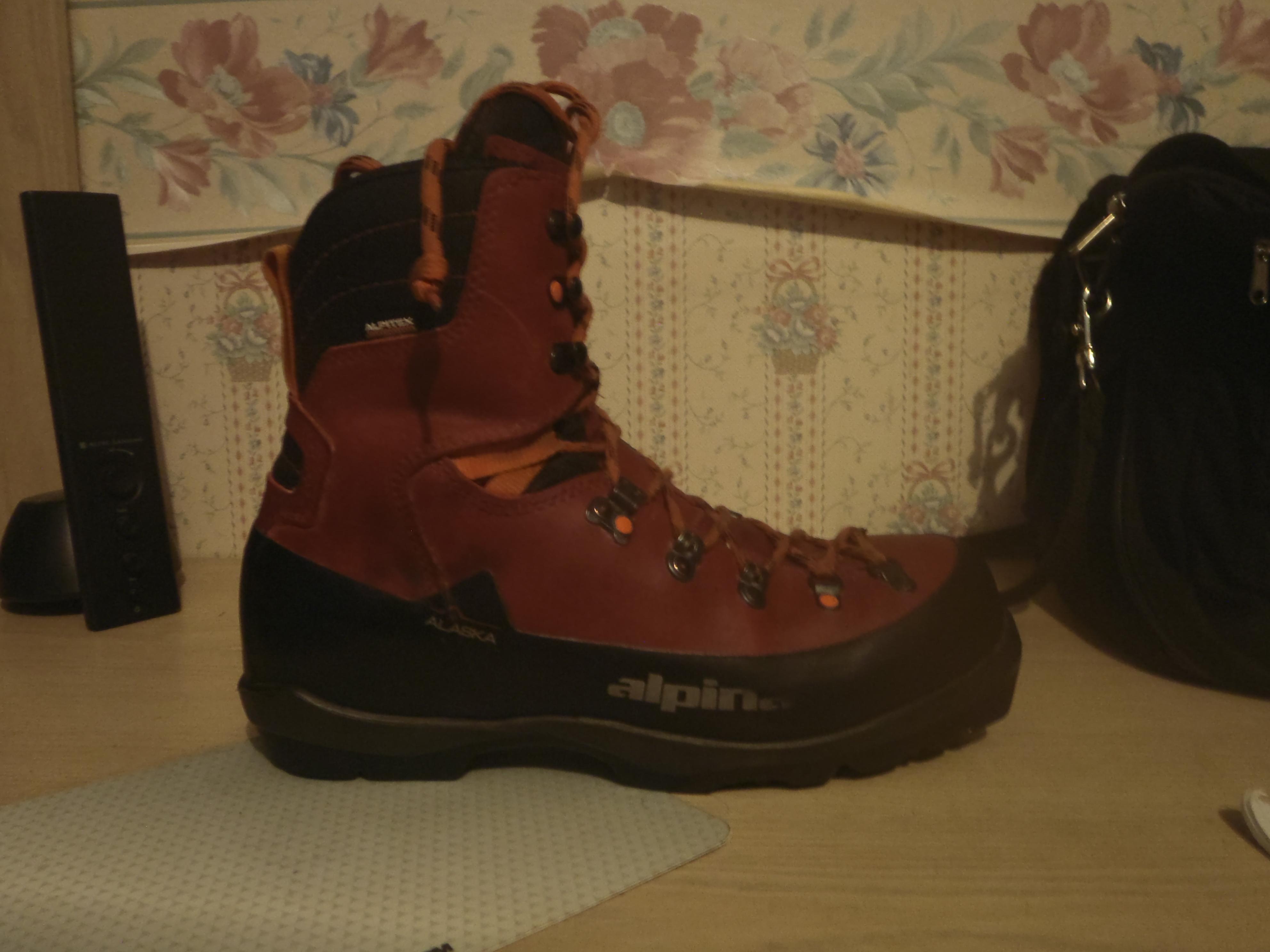 Alpina Alaska NNNBC Telemark Talk Telemark Tips Forum Title - Alpina bc boots
